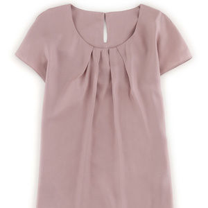 Boden Dusty Pink Ravello Top US Size 4